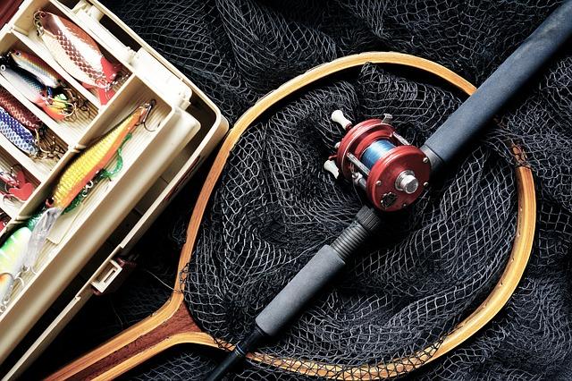 potřeby rybáře