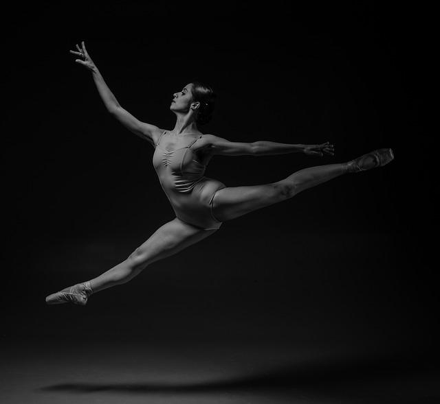 tanečnice baletu