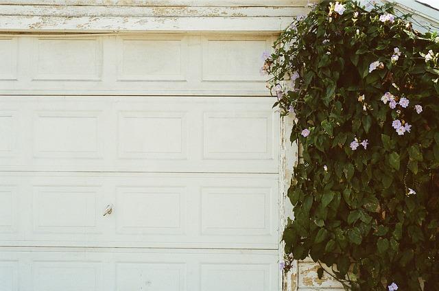 rolovací dveře