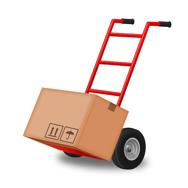 nákladní vozík