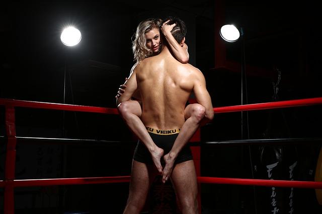 sex v ringu
