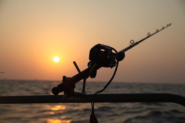 rybářský prut