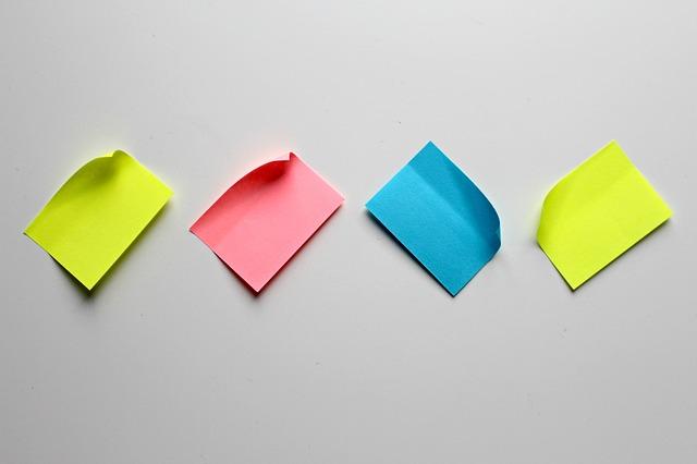 papírky