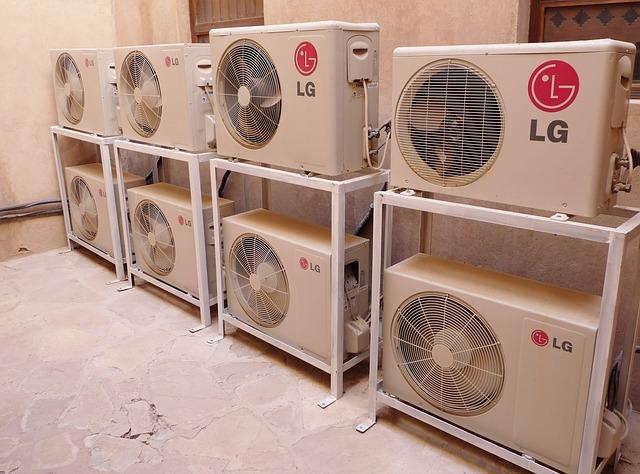 klimatizace lg