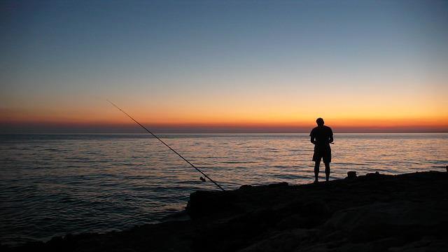 příjemné rybaření