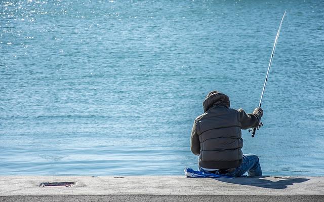 posed rybáře