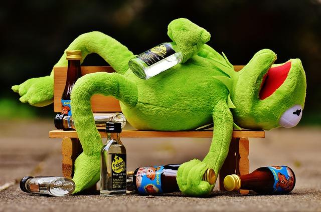 opilá žába