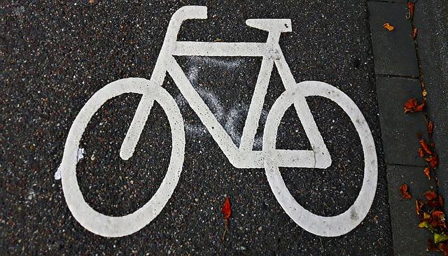 označení stezky pro cyklisty