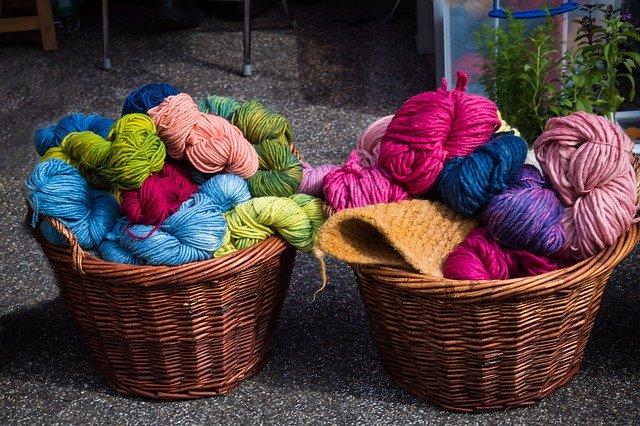 bavlna na textil
