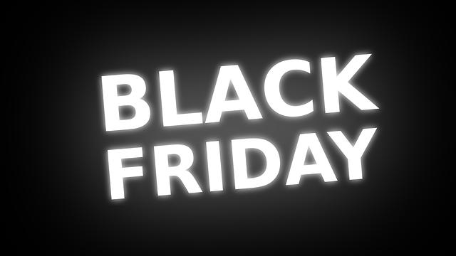 Černý pátek je jedna z největších slevových akcí