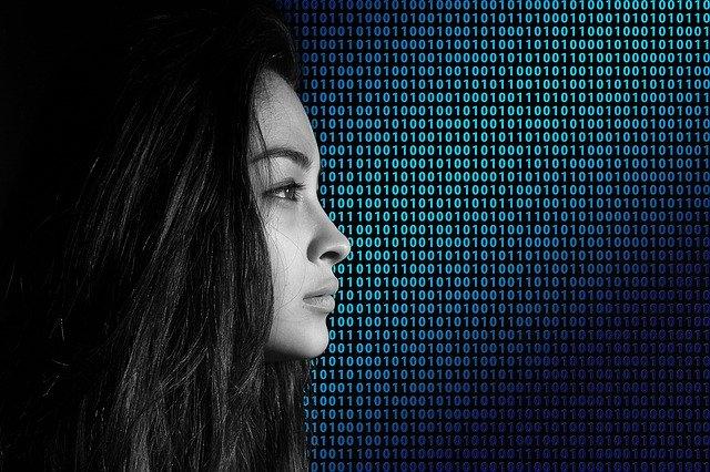 člověk a binární kódy