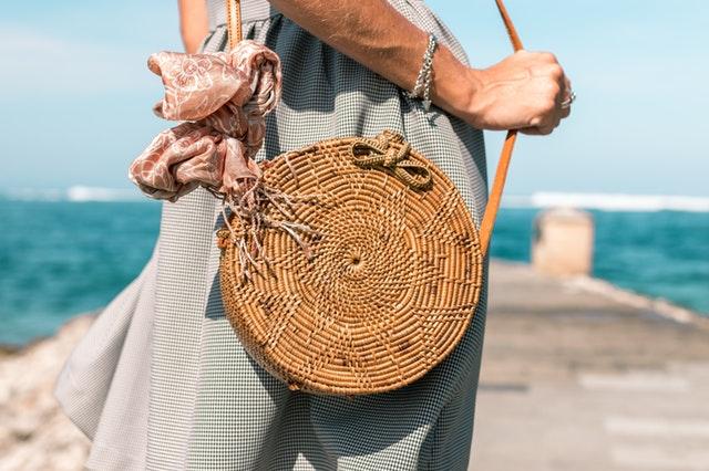 letní kabelka