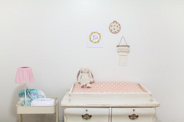 Část dětského pokoje