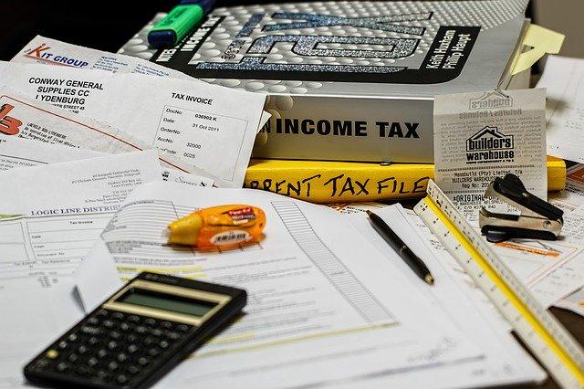 pro účetnictví je potřeba spousta podkladů