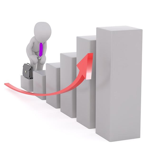 cesta vzhůru k financím