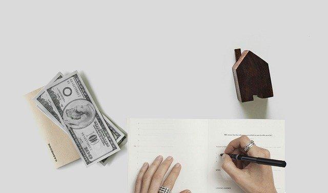 ilustrace hypotéky