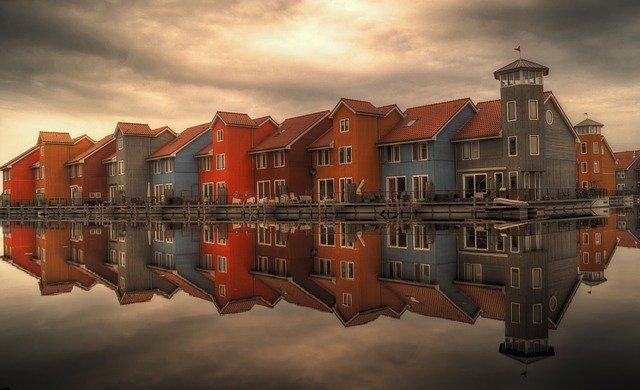 sériové domy