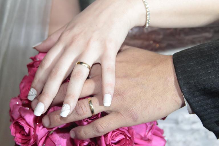 Manželské prstýnky