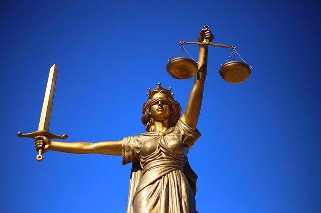 Symbol spravedlnosti