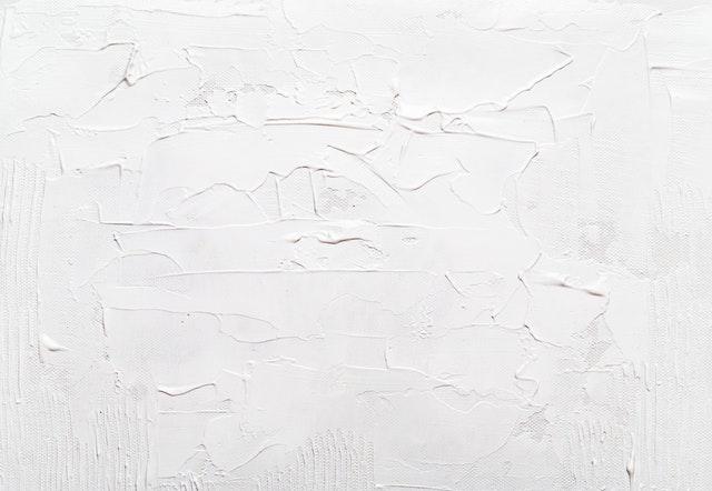 beton, bílá barva