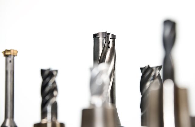nástroje pro CNC centra